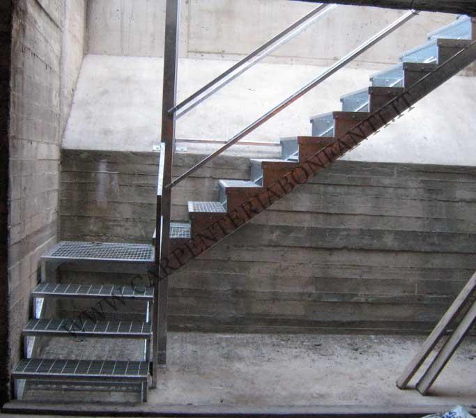 Eccezionale Scale in ferro | Scala in ferro | Scale da arredo | Scale Lecco Merate UV98