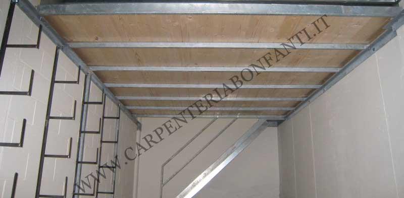 Come Costruire Un Soppalco Garage. Come Realizzare Un Soppalco With ...